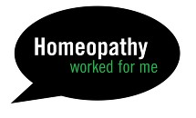 homeopathy worked for me